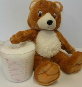 Plastic Pellets for Teddy Bear stuffing