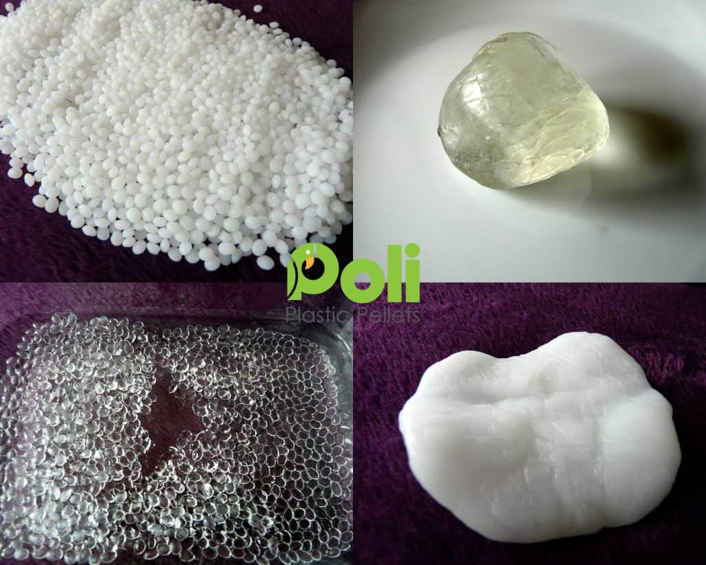 POLYMORPH Mouldable Plastic Pellets (62°C variant) Friendly Plastic