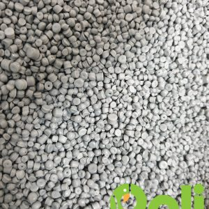 Recycled HDPE Pellets (Grey)